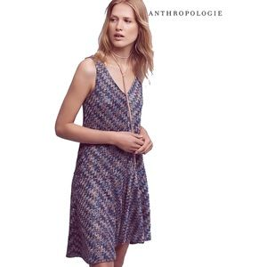 NWT Anthropologie Maeve Westwater Knit Dress -S